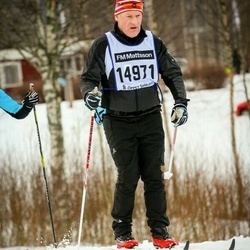 Skiing 90 km - Anders Persson (14971)