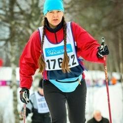Skiing 90 km - Eva Saarinen (17622)