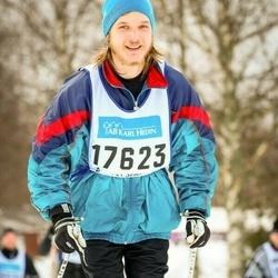 Skiing 90 km - Torkel Pettersson (17623)
