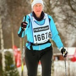 Skiing 90 km - Lena Karlelid (16678)