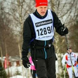 Skiing 90 km - Anders Dahlskog (12898)