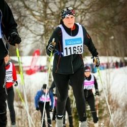 Skiing 90 km - Eleonor Svensson (11656)