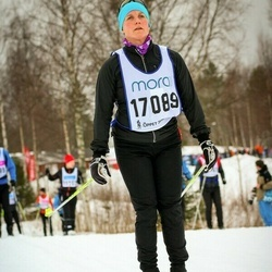 Skiing 90 km - Carolina Ramsten (17089)