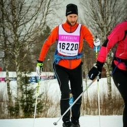 Skiing 90 km - Christian Degen (16220)