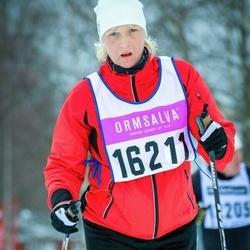 Skiing 90 km - Camilla Bark (16211)