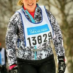 Skiing 90 km - Jennie Lyckelid (13829)