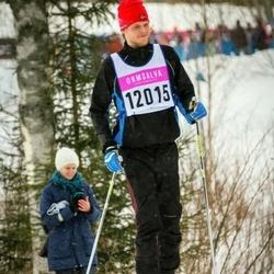 Skiing 90 km - Anders Hansson (12015)