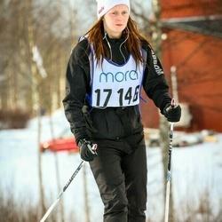 Skiing 90 km - Daniella Blad (17146)