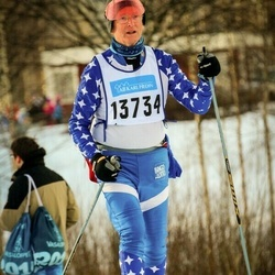 Skiing 90 km - Anders Samuelson (13734)