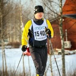Skiing 90 km - Henrik Hellberg (15407)