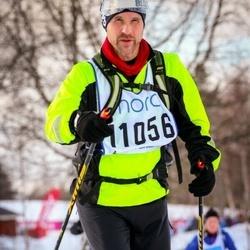 Skiing 90 km - Henrik Harr (11056)