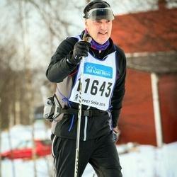 Skiing 90 km - Anders Bengtsson (11643)