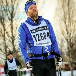 Skiing 90 km - Fredrik Sjölin (12664)