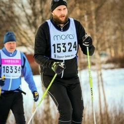 Skiing 90 km - Emanuel Haglund (15324)
