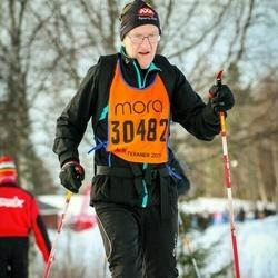 Skiing 90 km - Åke L Grönberg (30482)