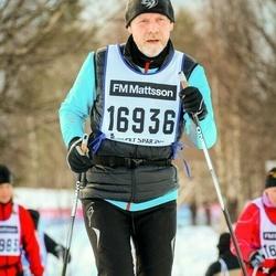 Skiing 90 km - Anders Parmér (16936)