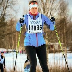 Skiing 90 km - Veronica Berviand (11086)