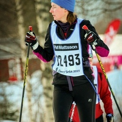 Skiing 90 km - Lotta Svennewall (12493)