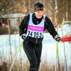 Skiing 90 km - Hanna Stoltz (14153)