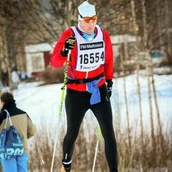 Skiing 90 km - Jens Asp (16554)