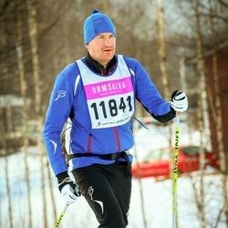 Skiing 90 km - Henric Broman (11841)