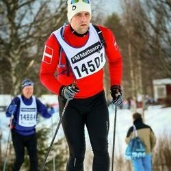Skiing 90 km - Michael Frahm (14501)