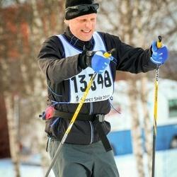 Skiing 90 km - Henrik Hagen (13348)