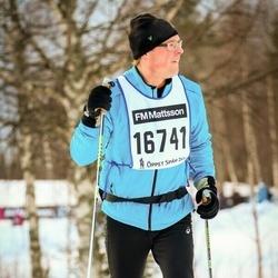 Skiing 90 km - Morgan Broberg (16741)