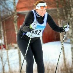 Skiing 90 km - Jenny Reimer (15823)