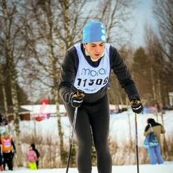 Skiing 90 km - Andreas Dahlander (11309)