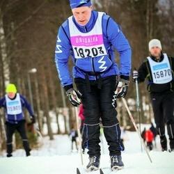 Skiing 90 km - Christer Sundberg (18203)