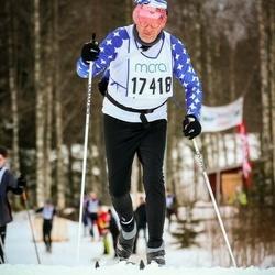 Skiing 90 km - Anders Edlind (17418)