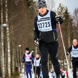 Skiing 90 km - Fredrik Patrickson (12723)