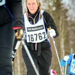 Skiing 90 km - Charlotte Sperling (16762)
