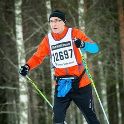 Skiing 90 km - Christer Segerby (12697)