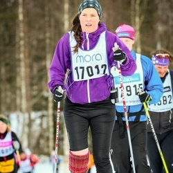 Skiing 90 km - Catarina Cederved (17012)