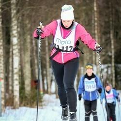 Skiing 90 km - Erika Liljegren (11112)