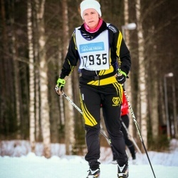 Skiing 90 km - Jenny Fröberg (17935)