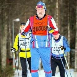Skiing 90 km - Agne Norén (30509)