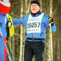 Skiing 90 km - Ole Bjørnram (15057)