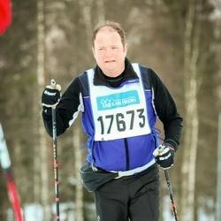 Skiing 90 km - Kent Siltberg (17673)