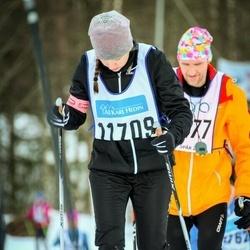 Skiing 90 km - Cornelia Lindgren (11709)
