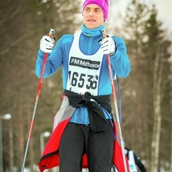 Skiing 90 km - Tony Rahm (16536)