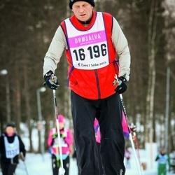 Skiing 90 km - Thomas Hansen (16196)