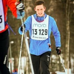 Skiing 90 km - Alexander Nielsen (13129)