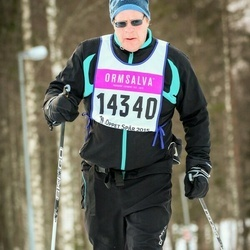 Skiing 90 km - Anders Ohlsson (14340)