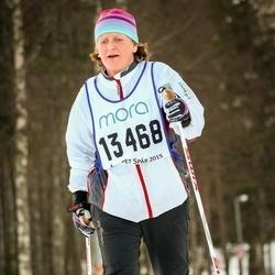 Skiing 90 km - Åse Bülow (13468)