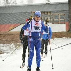 Skiing 45 km - Björn Furhoff (1003)