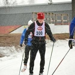 Skiing 45 km - Hans Hanser (300)