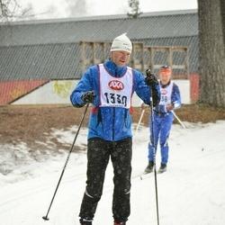 Skiing 45 km - Lars Druvefors (1330)